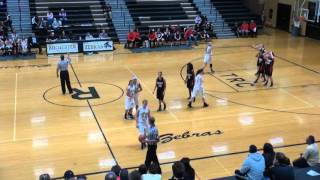 RHS Girls Basketball JV vs Northwood