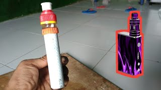 Video How to make vape from used goods at home MP3, 3GP, MP4, WEBM, AVI, FLV November 2018