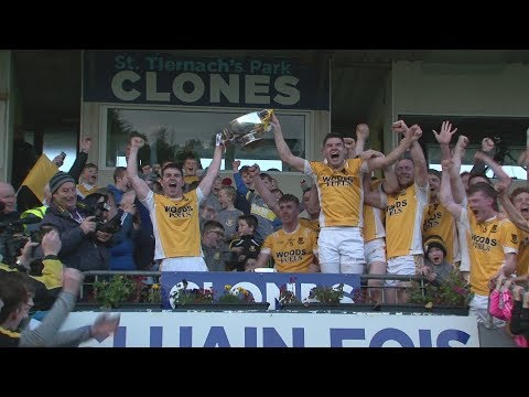 The Greenfield Foods Senior Football Championship Final 2019 Highlights - Clontibret V Scotstown