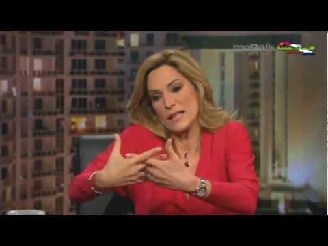 HD NOTICIAS: ENTREVISTA DE BAYLY A MARÍA ELVIRA SALAZAR. 2013