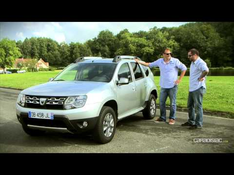 Dacia Duster vs Citroën C4 Cactus