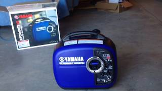 6. Yamaha vs honda generator