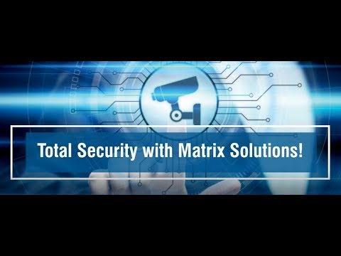 Total Security with Matrix SATATYA SIGHT Application