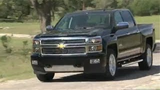 2014 Chevrolet Silverado Test Drive&Pickup Truck Video Review