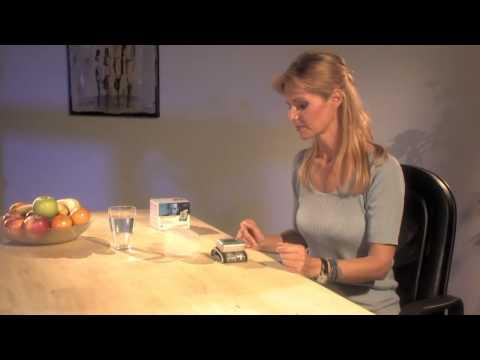 Hướng dẫn đo huyết áp cổ tay Microlife