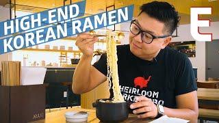 How Korean Ramen Is Different From Japanese Ramen — K-Town by Eater