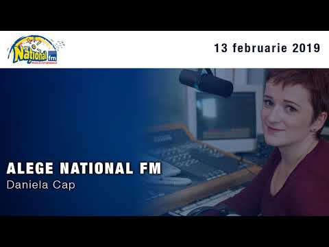 Alege National FM - 13 februarie 2019