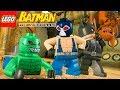 Jogando Com Os Vil es Bane Lego Batman The Videogame