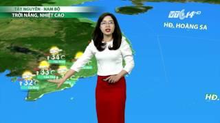 (VTC14)_Thời tiết 6h ngày 20.02.2017, Dự Báo Thời Tiết, Dự Báo Thời Tiết ngày mai, Dự Báo Thời Tiết hôm nay