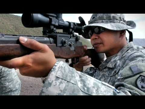 The M24 Sniper System