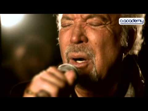 Tom Jones Live -  'Burning Hell' Session