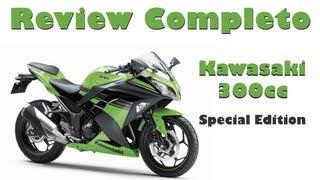 2. Kawasaki Ninja 300 ABS 2013 - Review Completo - Veloce