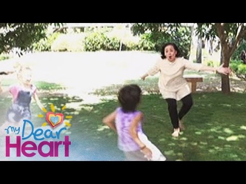 My Dear Heart: Dr. Margaret plays with Heart and Bingo | Episode 58