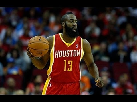 James Harden Drops a Career-High on the Thunder_Basketball. NBA, National Basketball Association. NBA's best of all time