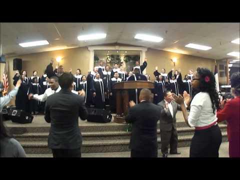 Apostolic Tabernacle Choir Part 1