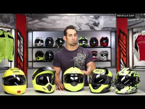 Hi-Viz Helmet Overview & Buying Guide at RevZilla.com