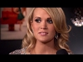 Lucy Hale talks to Carrie Underwood | CMA Country Christmas 2014 | CMA