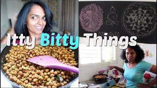 Spa, Snacks & Itty Bitty Things   #Vlog