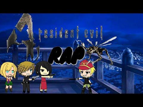 Rap de Resident evil 4 (Gacha Life)