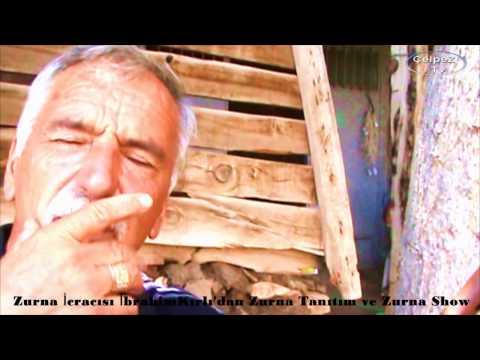 Zurna İcracısı İbrahim Kırlı'dan Zurna Tanıtımı ve Zurna İcrası:Yazır Köyü-Çavdır=Burdur