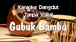 Video Karaoke Gubuk Bambu - Meggy z  (Dangdut) MP3, 3GP, MP4, WEBM, AVI, FLV Desember 2017