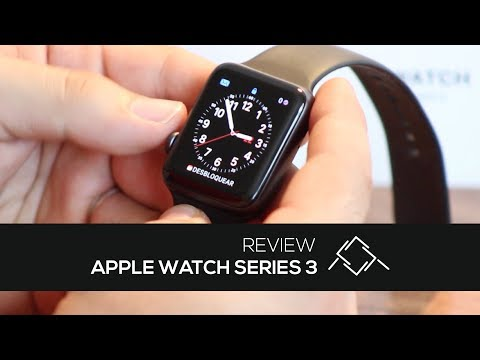 Apple Watch Series 3 One month Review