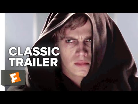 Star Wars: Episode III - Revenge of the Sith (2005) Trailer #1   Movieclips Classic Trailers