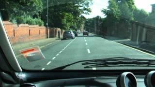 Wakefield United Kingdom  city photos gallery : Driving around Wakefield England