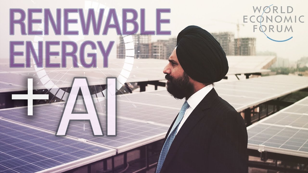 AI Is Helping Supply 1 Billion People in India with Renewable Energy