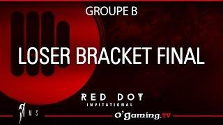 Loser bracket final - Red Dot Invitational - Groupe B Match 5 - 16/11/15