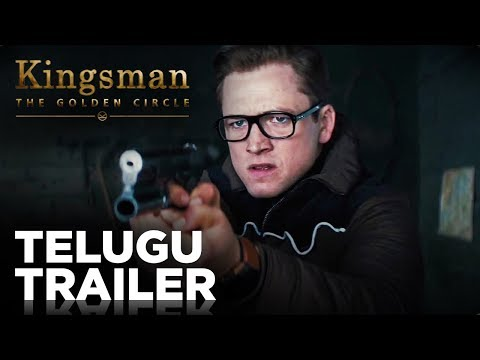 Kingsman: The Golden Circle | Official Telugu Trailer | Fox Star India | September 22