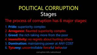 The 6 Stages of Corruption in Belize (PUDP) A Must Watch!