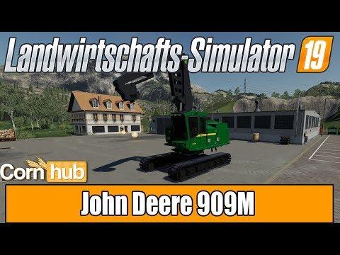 FDR Logging - John Deere 909M v1.0