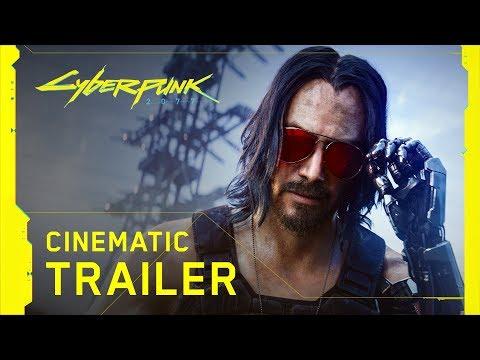 Одним из героев в Cyberpunk 2077 будет Киану Ривз