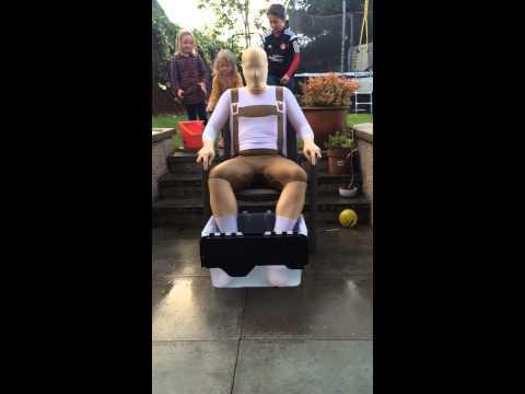 The Ice Bucket Challenge 2014
