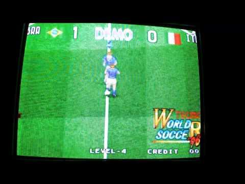 descargar tecmo world soccer '96 para neo geo