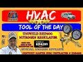 Uniweld RHP400 Nitrogen Regulator : HVAC Tool of the Day