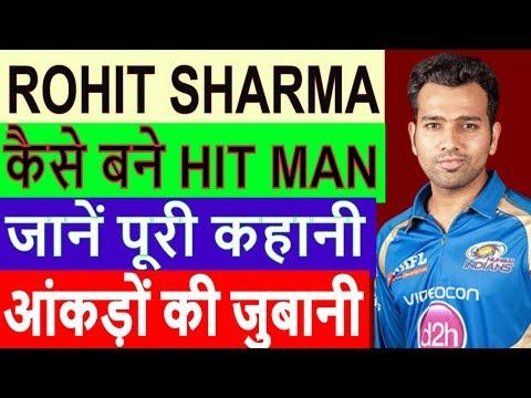 Video Rohit Sharma कैसे बने Hit man, जानें पूरी कहानी आंकड़ों की जुबानी download in MP3, 3GP, MP4, WEBM, AVI, FLV January 2017