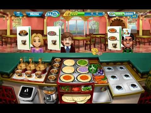 Cooking Fever Indian Diner Restaurant Level 37