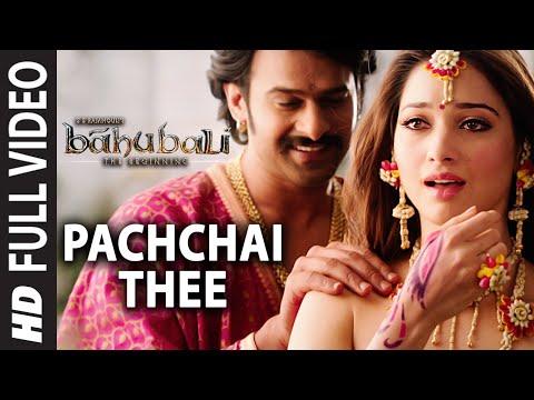 Pachchai Thee Video Song | Baahubali (Tamil) | Prabhas, Rana, Anushka, Tamannaah