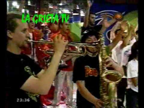 LOS CALIGARIS - asado y fernet  ( Lagarto Show )   Diciembre 2007