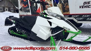 7. Arctic Cat M8000 LTD 2015 153'' M8