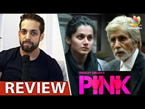 Pink-Hindi-Movie-Review-by-Salil-Acharya-Amitabh-Bachchan-Taapsee-Pannu-2016