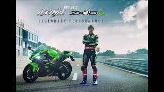 9. 2019 Kawasaki ZX10R Review Street & Track Test || Honest Review and Thoughts
