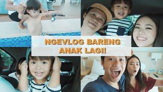 FAMILY VLOG #14 : YAY! AKHIRNYA LIBURAN LAGI