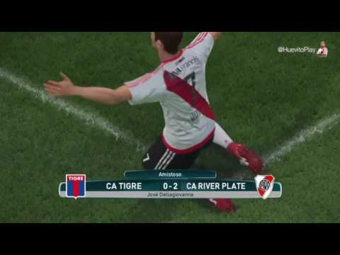 River Play - Gol de Mora vs. Tigre