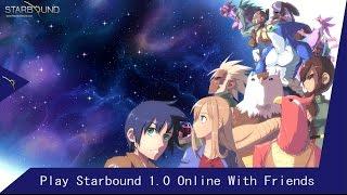 Link de Hamachi: http://adf.ly/1es0GH Descargar Starbound 1.0 full gratis: https://goo.gl/kA5lI7 Perdon por el mal audio, tuve ciertos problemas con el microfono ...