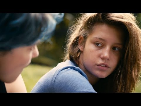 Blue Is The Warmest Color Eating Scenes
