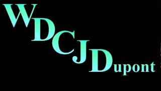 Alternative WDCJDupont Radio YouTube video