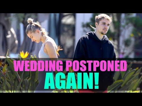 Justin Bieber Looks Lost After Wedding Is Postponed Indefinitely